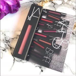 🆕NEW▪️2/$12 NARS Powermatte Liquid Lipstick